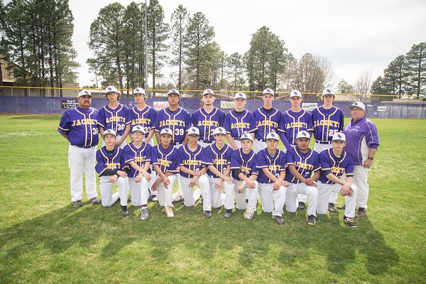 2018 JV Baseball