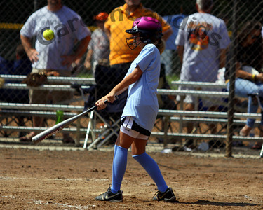 Davie County Little League Girls Softball -2009 - Photos taken by CardenCandids Photography