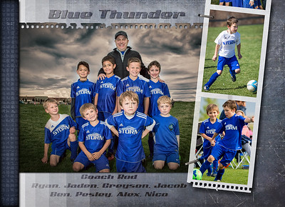 Limited Athlete Team Photo Jacob