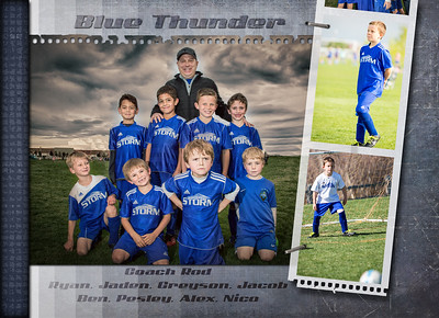 Limited Athlete Team Photo Greyson