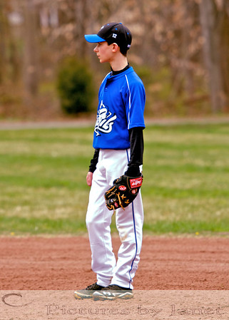 2012 13 U Blue Devils - Game One (w)
