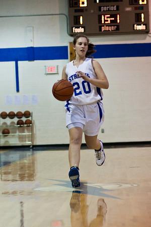 Bluestreaks Basketball