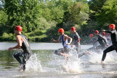 Men's Sprint Start