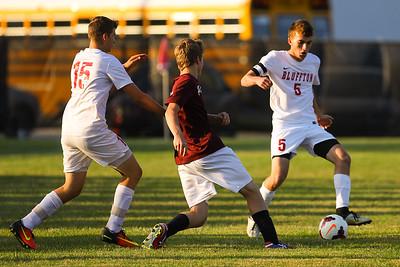 160901 - Boys Soccer - Paulding-1