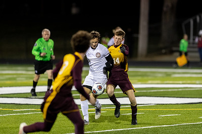 191106 - Boys Soccer - Canfield South Range-36