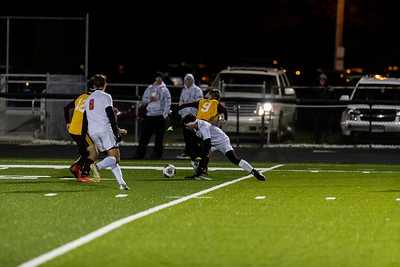 191106 - Boys Soccer - Canfield South Range-34
