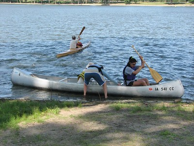 2007 Iowa Games Canoe & Kayak Races