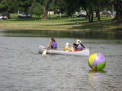 2009 Iowa Games Canoe & Kayak Races