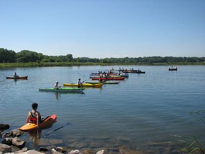 2010 Iowa Games Canoe & Kayak Races