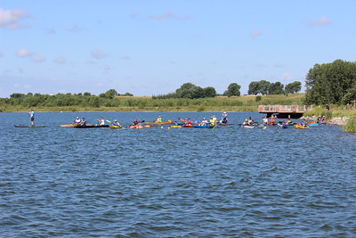 2016 Iowa Games Canoe/Kayak Races
