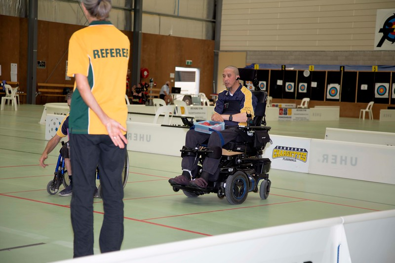Images from the 2018 Canberra Cup hosted by Boccia ACT <br /> Image Number: IMG_8409.jpg