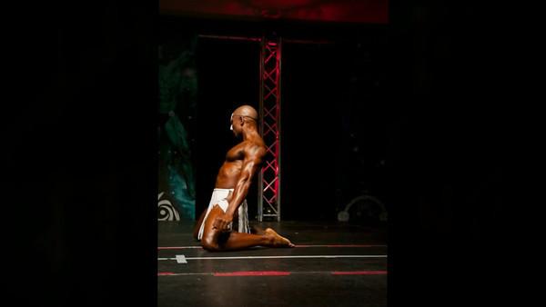 Pro Bodybuilder: Wil Usher