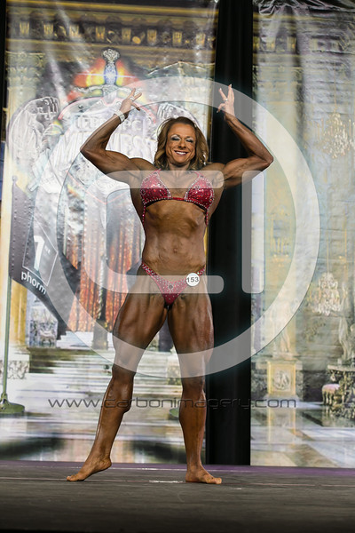 Prejudging Women Bodybuilding