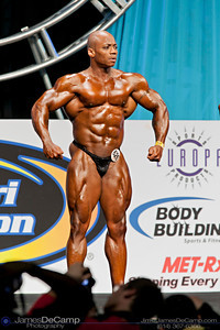 Amateur Bodybuilding Championships at the 2012 Arnold Sports Festival photographed Friday March 2, 2012 at the Veterans Memorial Auditorium in downtown Columbus.  (© James D. DeCamp   http://www.JamesDeCamp.com   614-367-6366)