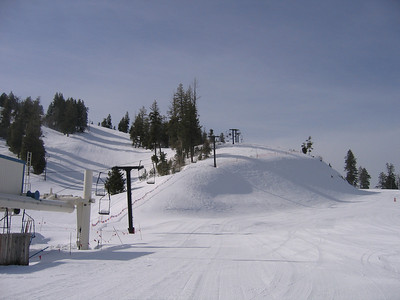 Bogus Basin Idaho Skiing 2006