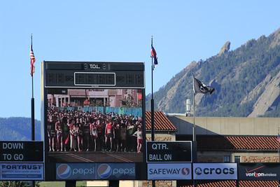 Bolder Boulder 2012