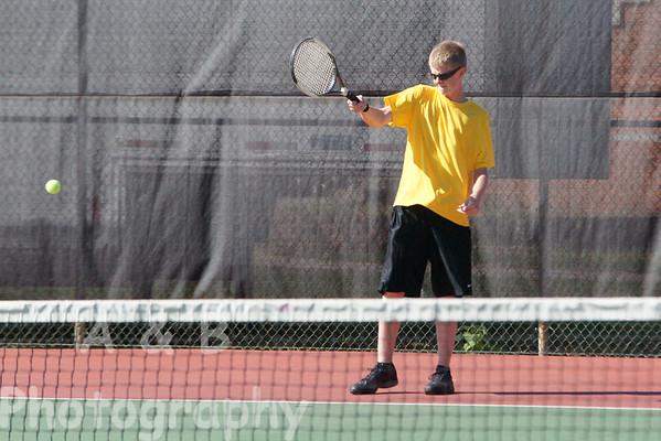 Boys Tennis 2011-2012