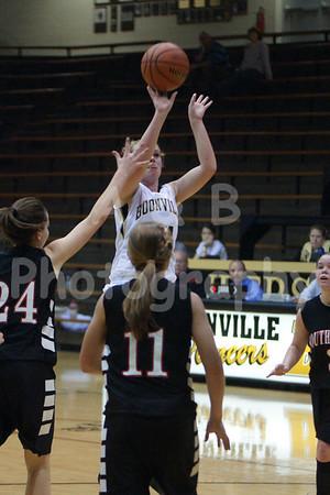 Girls Jv Basketball 2011-12