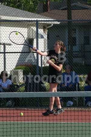 Girls Tennis 2011-2012