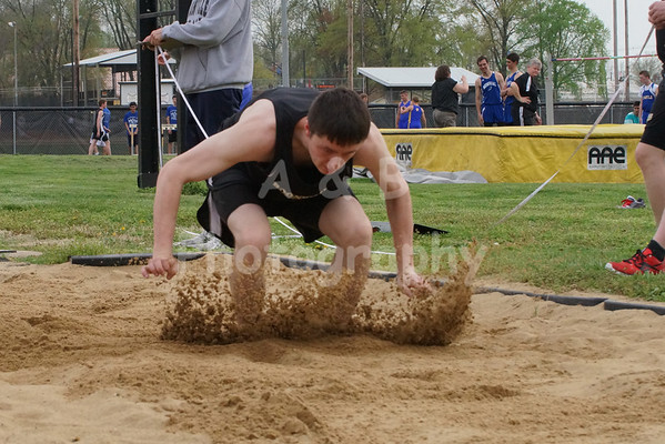 Boonville Boys Track 2012-13