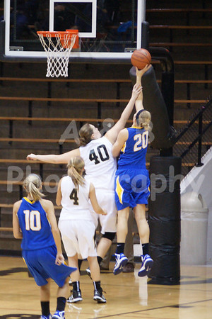 Boonville Girls Basketball 2012-13