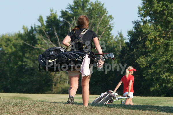 Boonville Girls Golf 2012-13