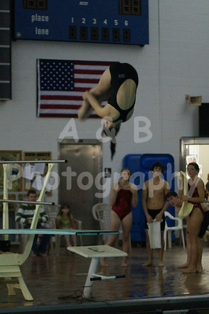 Boonville Girls Swimming 2012-13