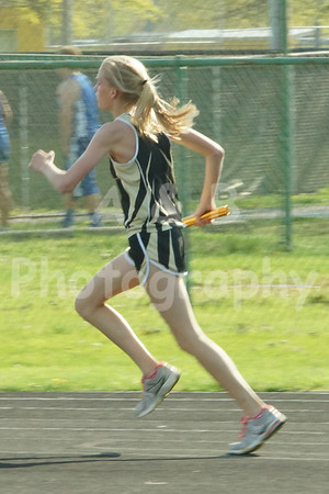 Boonville Girls Track 2012-13