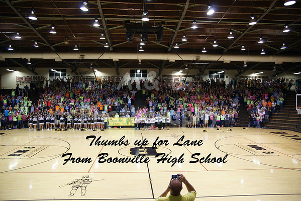 Boonville Pep Assembly 2012-13