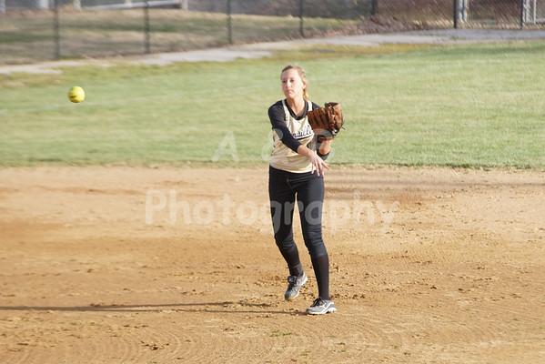 Boonville Softball 2012-13