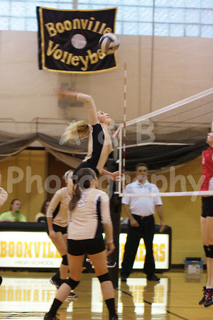 Boonville Varsity Volleyball 2012-13