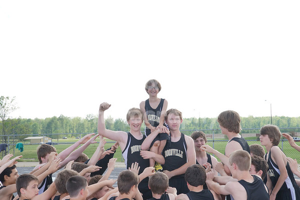Boonville Middle School Track