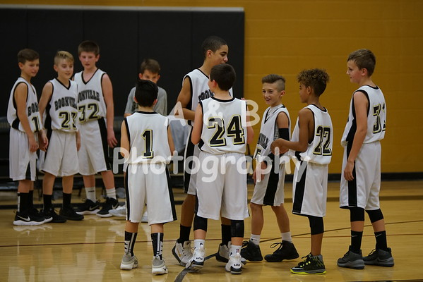 BMS 6th Grade Basketball 2017-2018