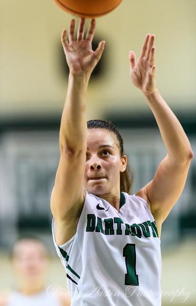 Boston College vs Dartmouth Women's Basketball