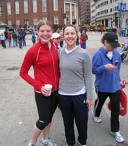 Amy Bensel - friend of Michele McKirdy - on Boston Common, 6:30am Monday!