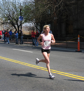 Kathleen Jobes looking VERY strong enroute to the finish