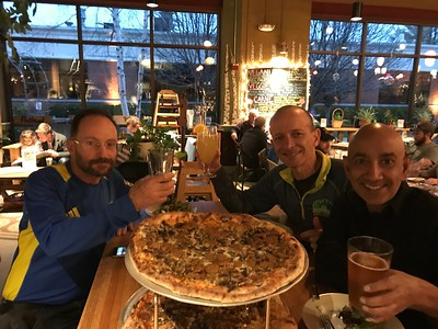 Boston Marathon - March 17