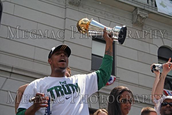 2007-2008 Boston Celtics Rolling Rally