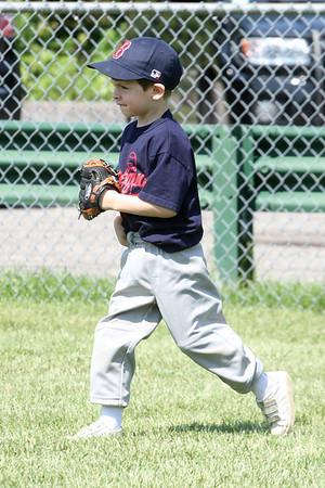 "Joseph Burke..Boston Red Sox Team ""Massapequa International"" T-Ball"