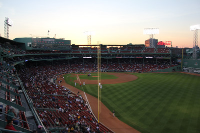Boston Red Sox Trip 2012