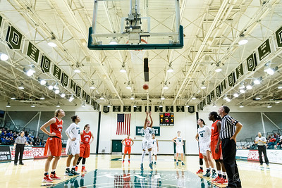 Boston University vs Dartmouth Women's Basketball