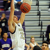 "Andre Rieder of Boulder High, dunks an alley-oop pass from Riley Grabau against Doherty.<br /> For more photos of the game, go to  <a href=""http://www.dailycamera.com"">http://www.dailycamera.com</a>.<br /> Cliff Grassmick/ February 26, 2011"