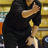 Fairview Girls coach Rod Beauchamp in the Boulder-Fairview game.<br /> <br /> Cliff Grassmick / January 22, 2010