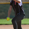 Izzy Funke of Fairview pitches against Boulder on Thursday.<br /> Cliff Grassmick / September 17, 2009