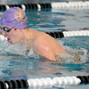 SWIM<br /> Boulder's Jake O'Hair swims the breast stroke portion of the 200 individual medley.<br /> Photo by Marty Caivano/Camera/March 16, 2010