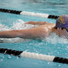 SWIM<br /> Boulder's Jake O'Hair swims the 100 butterfly.<br /> Photo by Marty Caivano/Camera/March 16, 2010