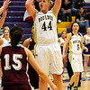 BLDRHOR03<br /> Boulder's Ande Lampert jumps for a shot against Horizon.<br /> Photo by Marty Caivano/Camera/Jan. 15, 2010