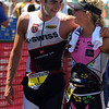 "Tim O'Donnell and Joanna Zeiger, were the pro winners of the Boulder Peak Triathlon on Sunday.<br /> For more photos  and video of the Boulder Peak, go to  <a href=""http://www.dailycamera.com"">http://www.dailycamera.com</a><br />  Cliff Grassmick / July 11, 2010"