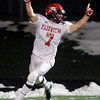 "Fairview High School's Jonathan Swartzwelter celebrates a fumble recovery during a game against Boulder High School on Friday, Oct. 26, at Recht Field in Boulder. Fairview won the game. For more photos of the game go to  <a href=""http://www.dailycamera.com"">http://www.dailycamera.com</a><br /> Jeremy Papasso/ Camera"