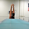 """A Boulder High School diver prepares to enter the water after a dive on Thursday, Jan. 6, during a swim meet at the North Boulder Recreation Center pool in Boulder. For more photos go to  <a href=""""http://www.dailycamera.com"""">http://www.dailycamera.com</a><br /> Jeremy Papasso/ Camera"""